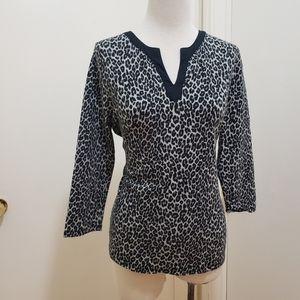 3for$20 blouss leopard